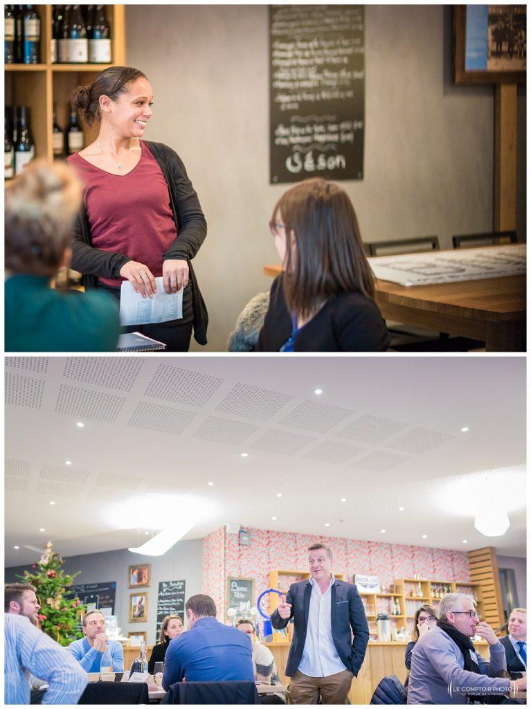 Photographe evenementiel-reunion-chef entreprise-business-echange-BNI-saint brieuc-rennes-vannes-lorient-quimper-brest-pontivy-loudeac-Le-Comptoir-Photo